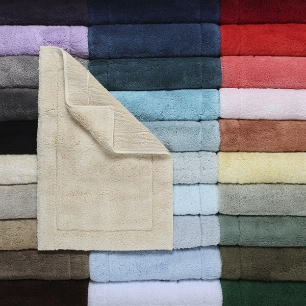 Marvelous Maestro Rug  Crafted In A Century Old Mill In Portugal, This 100% Maestro Cotton  Bath ...