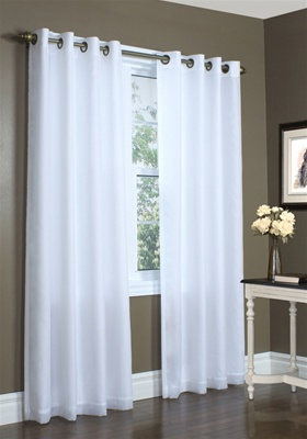 Insulated Sheer Curtain Lined Sheer Panels 100