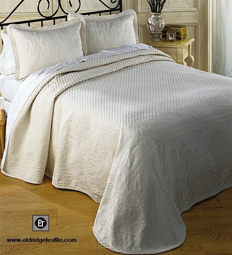 King Charles Historic Charleston Collection Matelasse