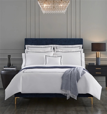 Grande Hotel, These genuine luxury hotel sheets are woven in one of Italy's most esteemed textile mills from exceptional 100 percent Egyptian cotton percale. They might be the nicest 200 thread count sheets you will ever feel.