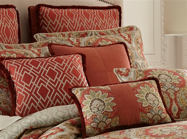 Harrogate By Rose Tree Luxurious Reversible Damask Design