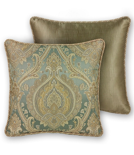Norwich By Rose Tree Elegant Medallion Damask Reversible