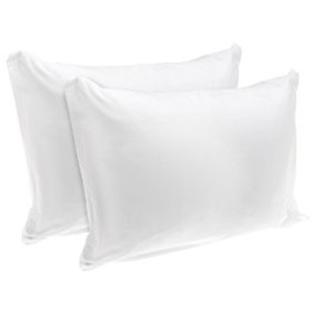 Feather And Down Proof 100 Cotton Pillow Protector Pillow Tic