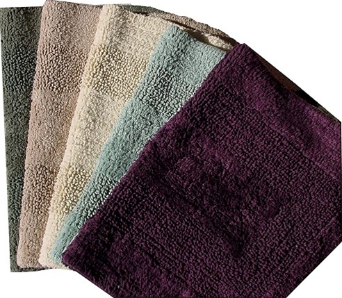 Espalma 100% cotton reversible rug by Cobra, heavyweight cotton loops, color fast, machine washable,