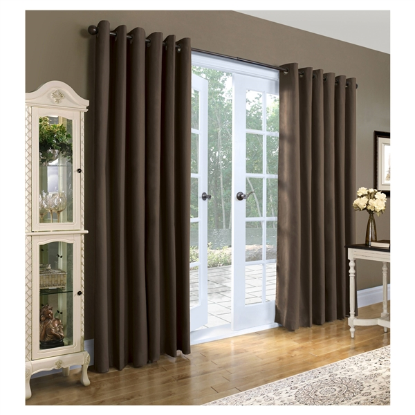 insulated curtains reduce your heating and electric costs with energy efficient machine. Black Bedroom Furniture Sets. Home Design Ideas