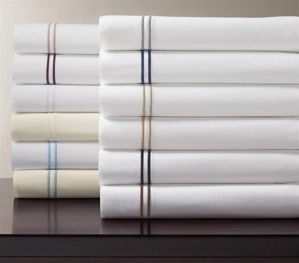 Grande Hotel by Sferra White//White Full//Queen Duvet Cover 88x92