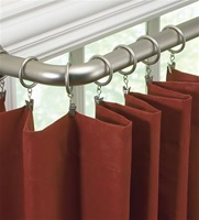 Blockaide Energy Efficient Curtain Rod Energy Efficient